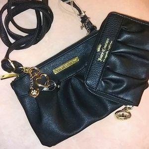 🔥 Sale Set NWOT Juicy Couture Crossbody w/wallet
